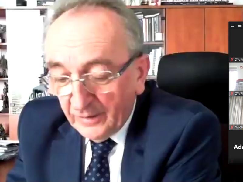 obrady komisji, Wojciech Jankowiak