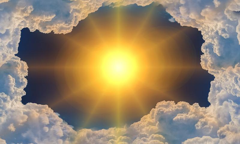 klimat, słońce