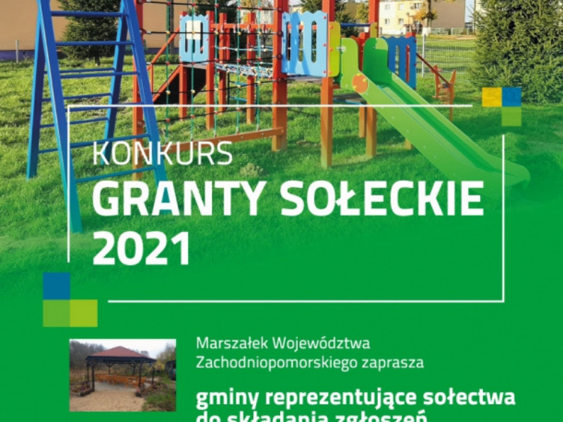 granty - plakat