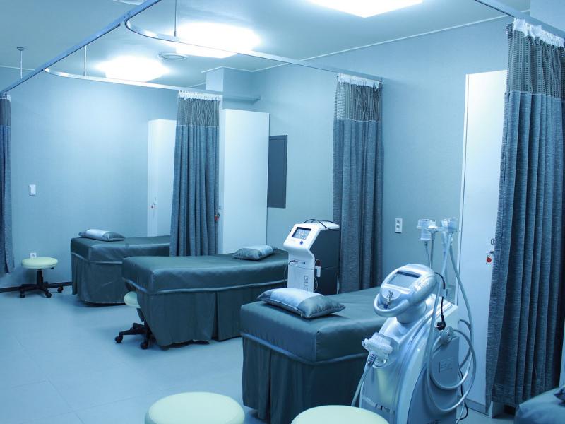 oddział szpitalny