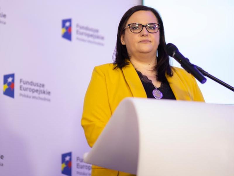 minister Jarosińska-Jedynak