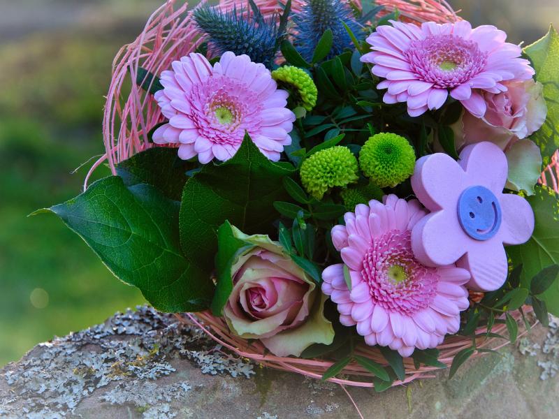 bukeit kwiatów