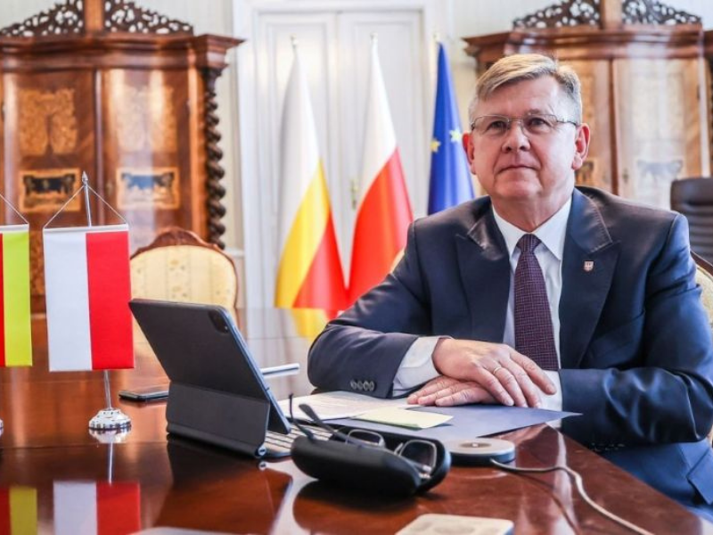 Marszałek Witold Kozłowski